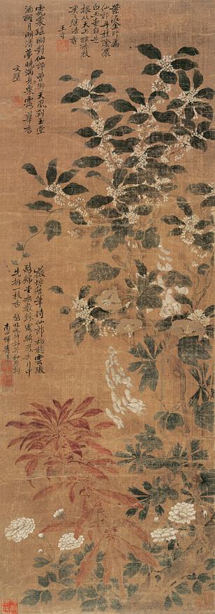 丹桂玉堂图