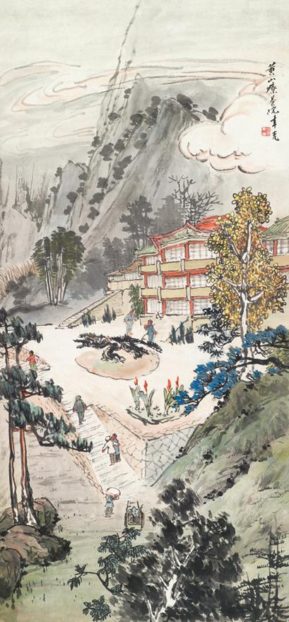 黄山疗养院