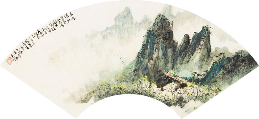 黄山清凉台