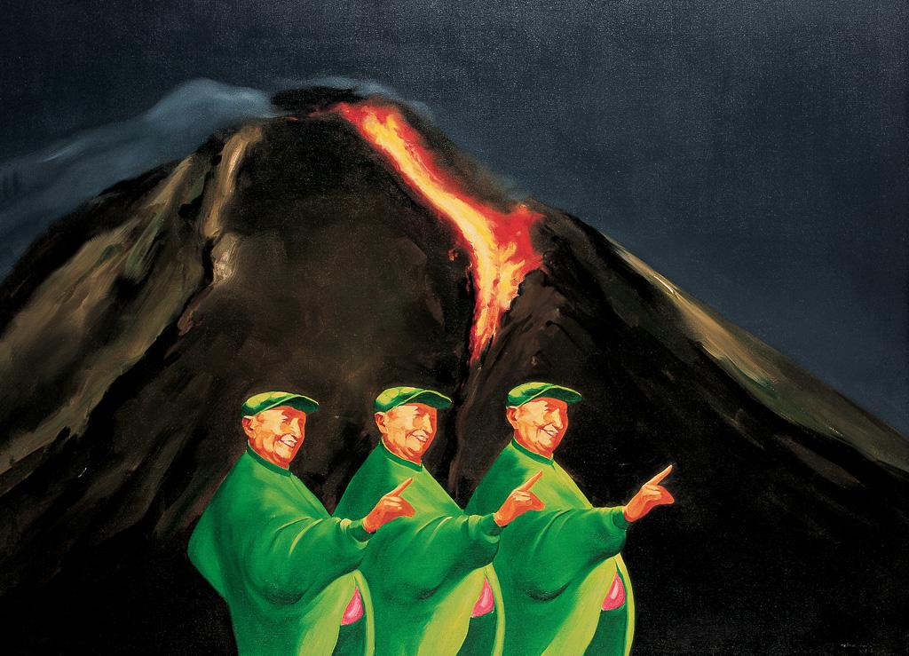 中国军团-指点江山10
