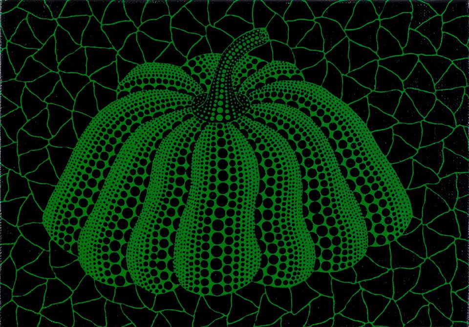 南瓜(绿)