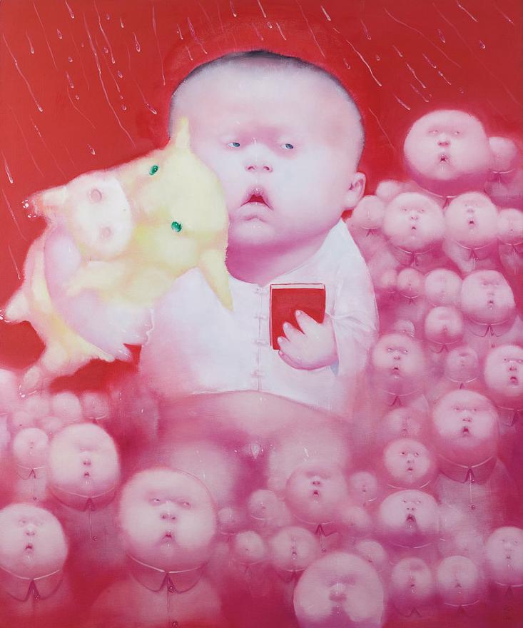 中国英雄-王小川