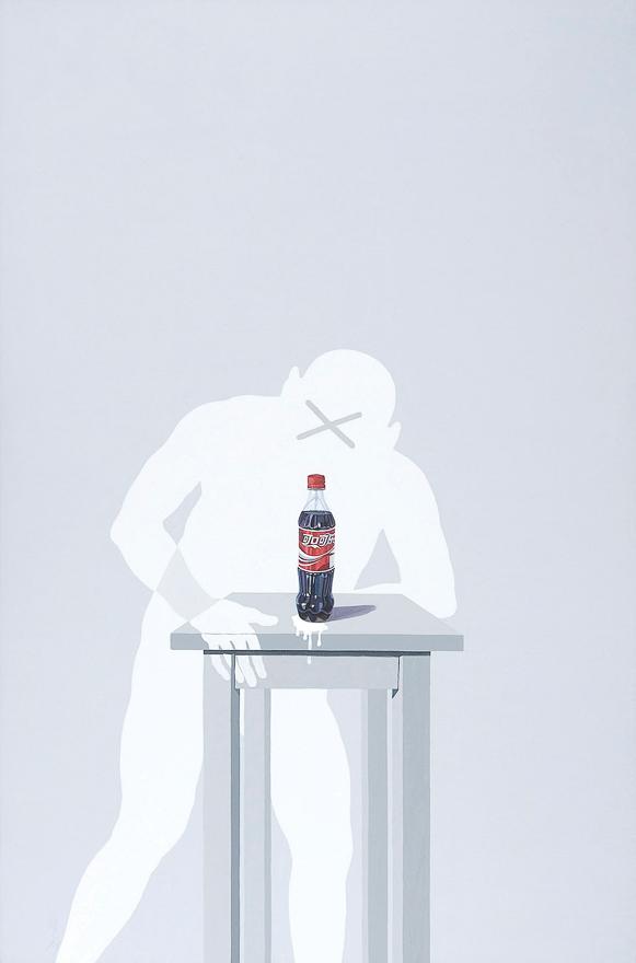 桌子系列-可口可乐