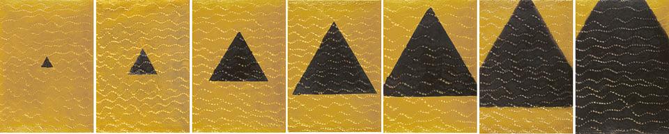 位相-金字塔 (七幅)