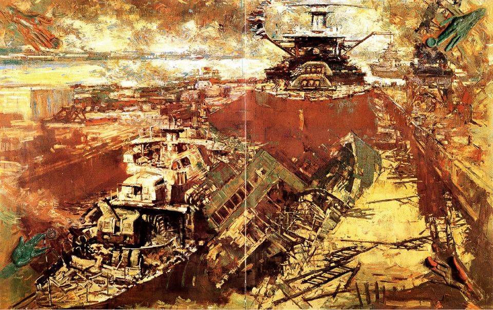 世纪之弈-船