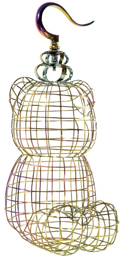 鸟笼与熊No.4