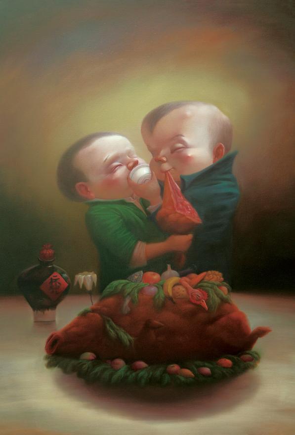 情谊就像百合花
