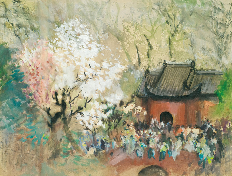 安徽琅琊寺
