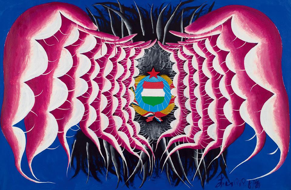 胭脂系列-1989