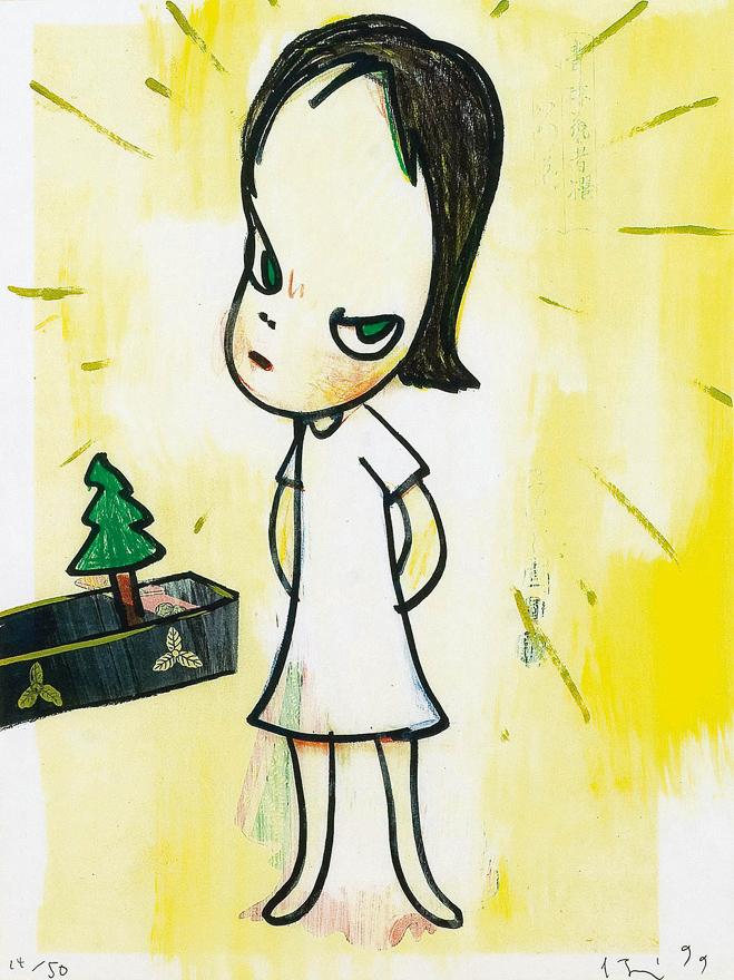 浮世绘之小圣诞树(14/50)