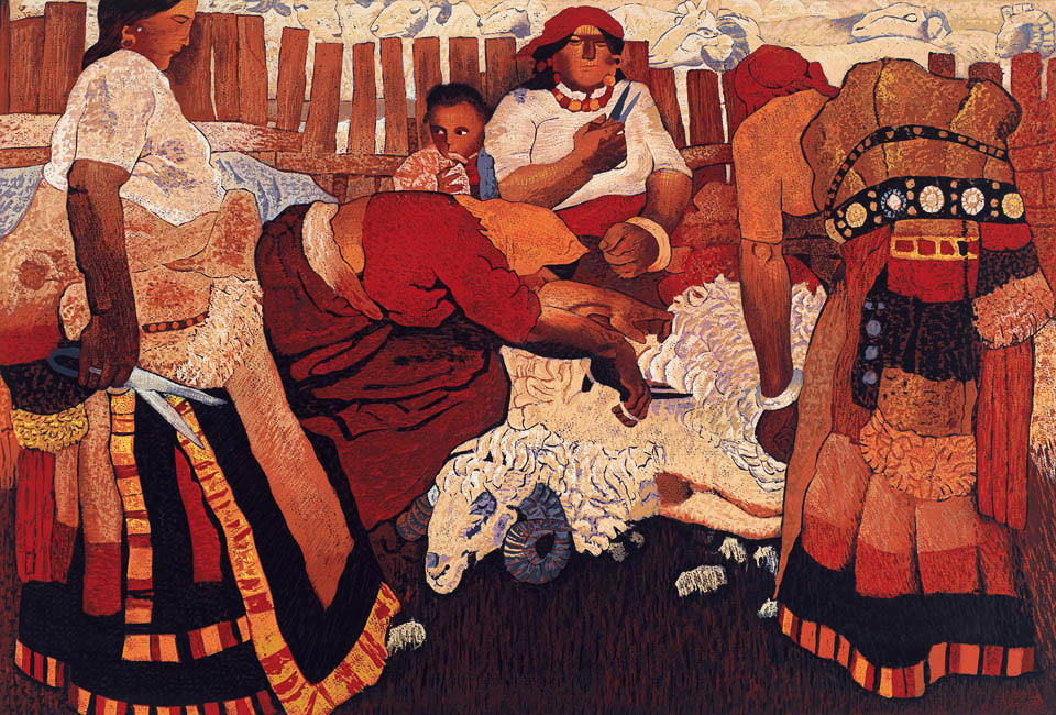 剪羊毛 (83/99)