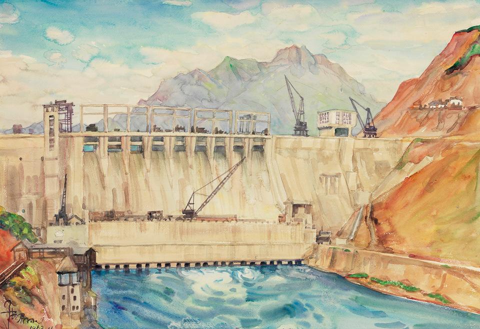 新安江水霸电厂