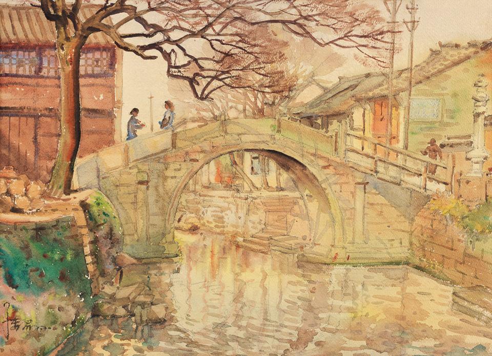 硖石西寺桥