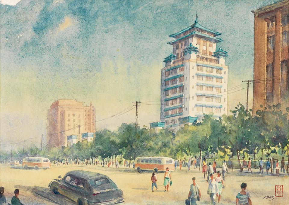 北京民族宫