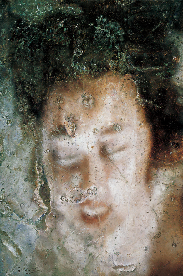 物语-水、空气和肖像