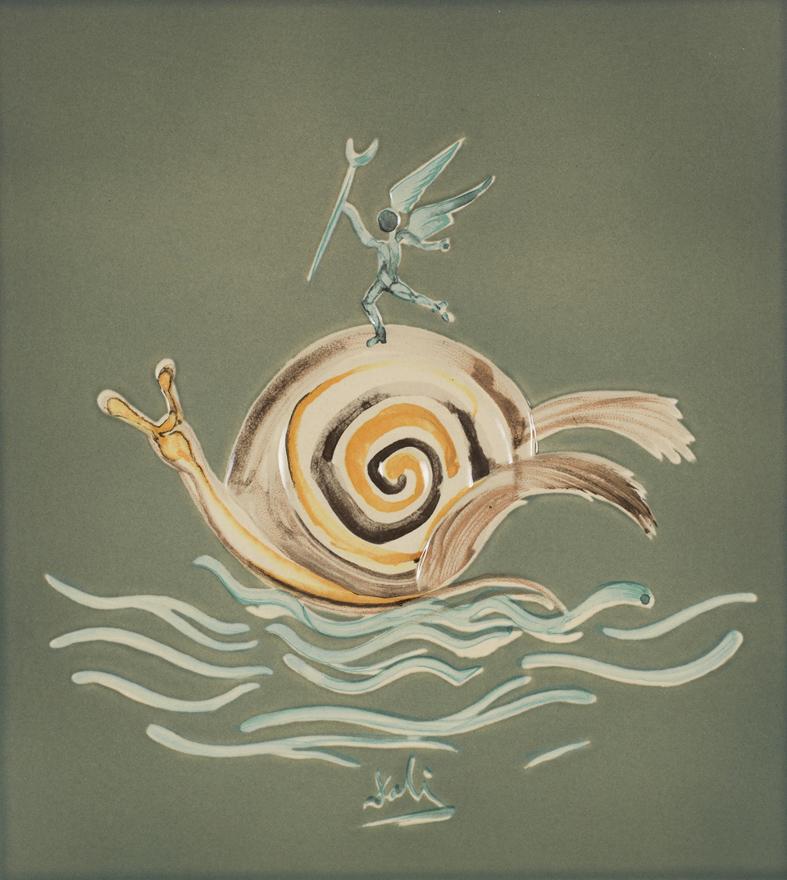 蜗牛(1423/2000)