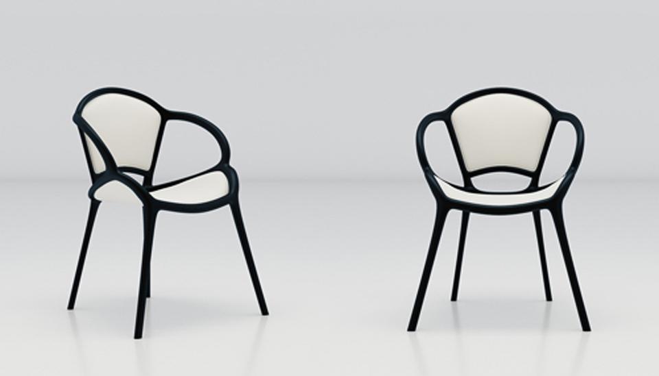 吉-CH 07 棉椅(两件一组)