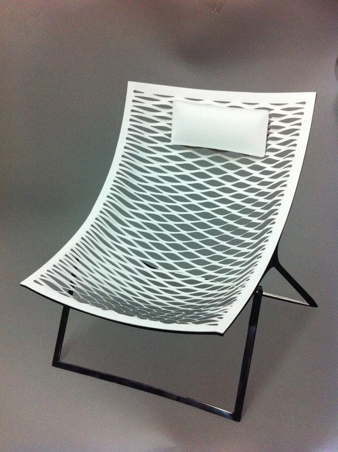 网纹休闲椅 CM02