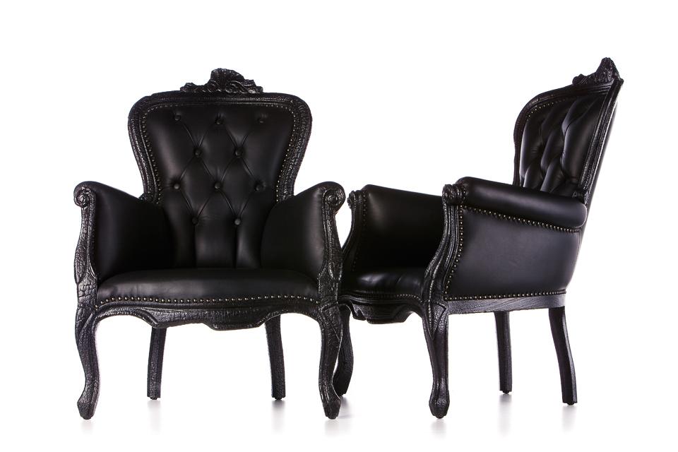 烟椅 (两件一组)