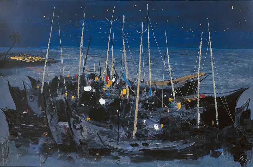 海之夜(235/500)