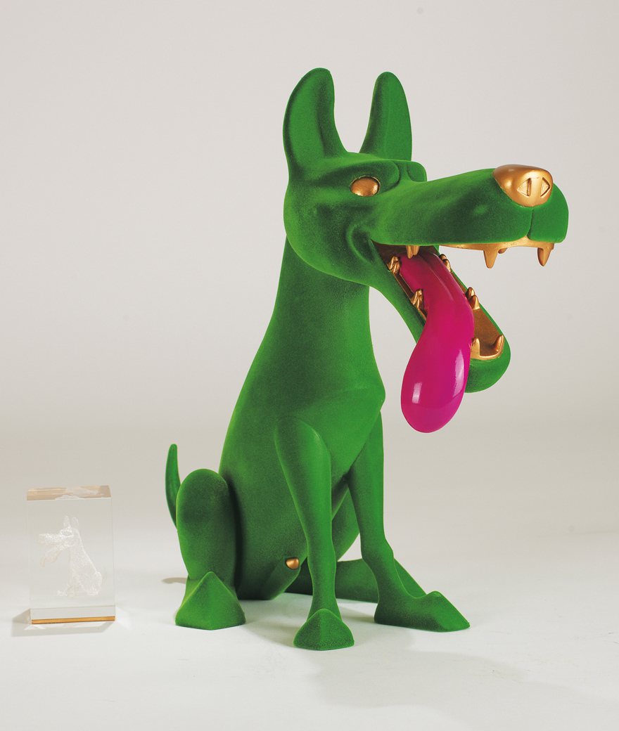 绿狗 (64/100)