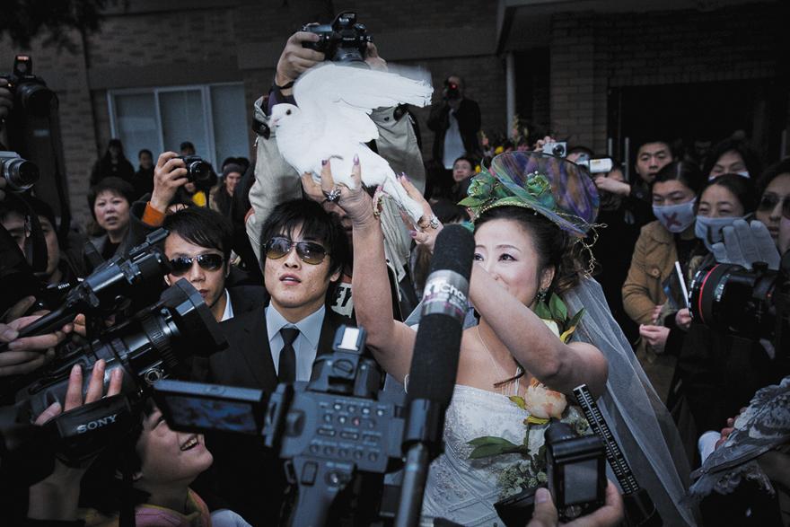 婚 摄影(四幅 1/10)/影像(1/10)