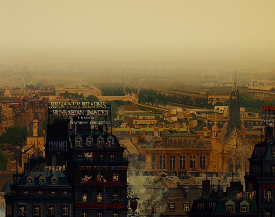 黄昏中的巴黎(187/280)