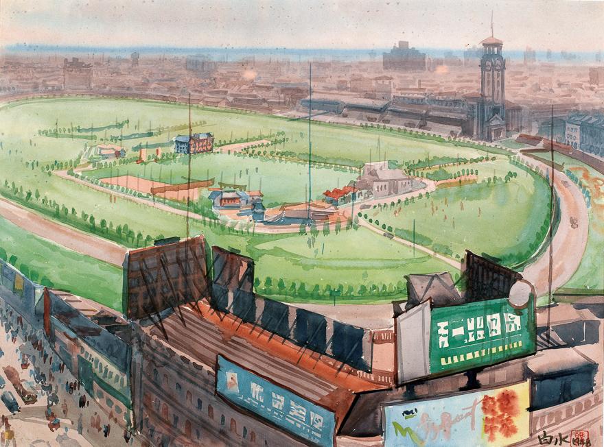 上海跑马厅