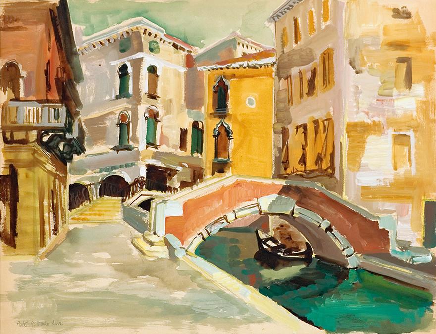 威尼斯圣母新堂桥