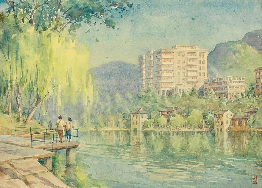 西湖新景·杭州饭店