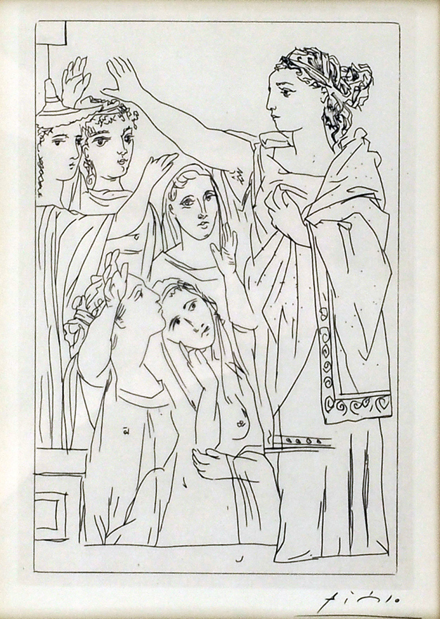 Picasso Lysistrata之二