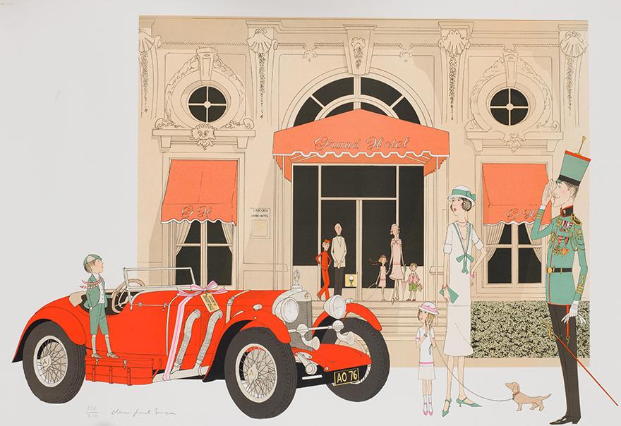 梅赛德斯奔驰——卡布尔酒店