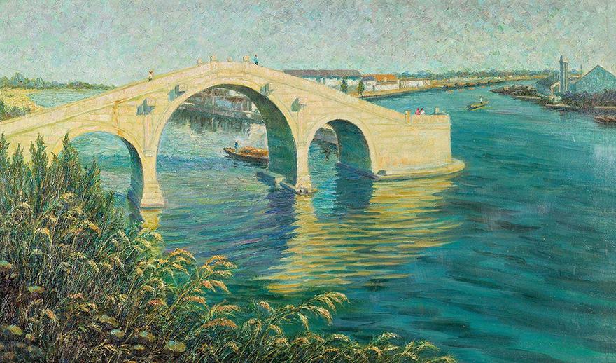 苏州彩云桥