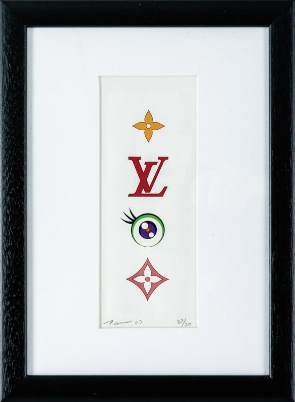 LV × 水母眼