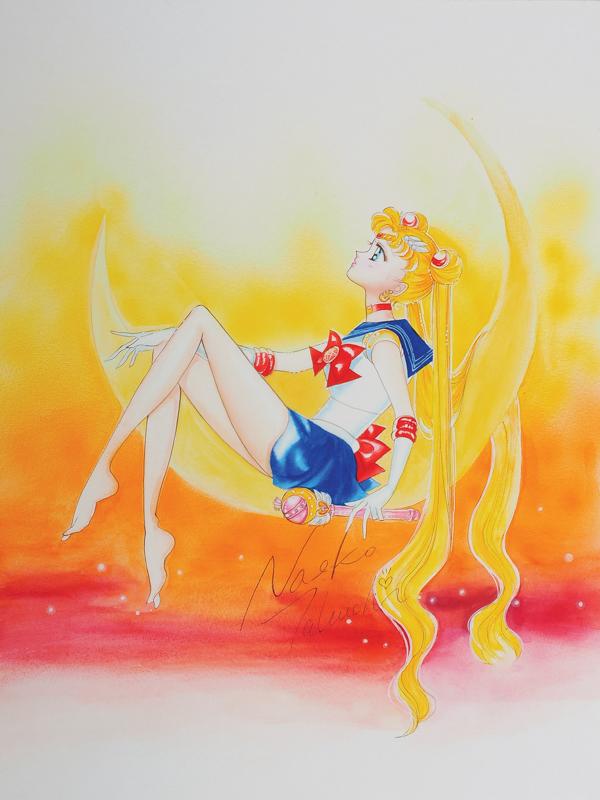 美少女战士——水兵月