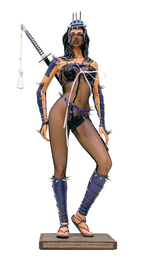 Lady Ninja(Limited Edition Exclusive Web Version)