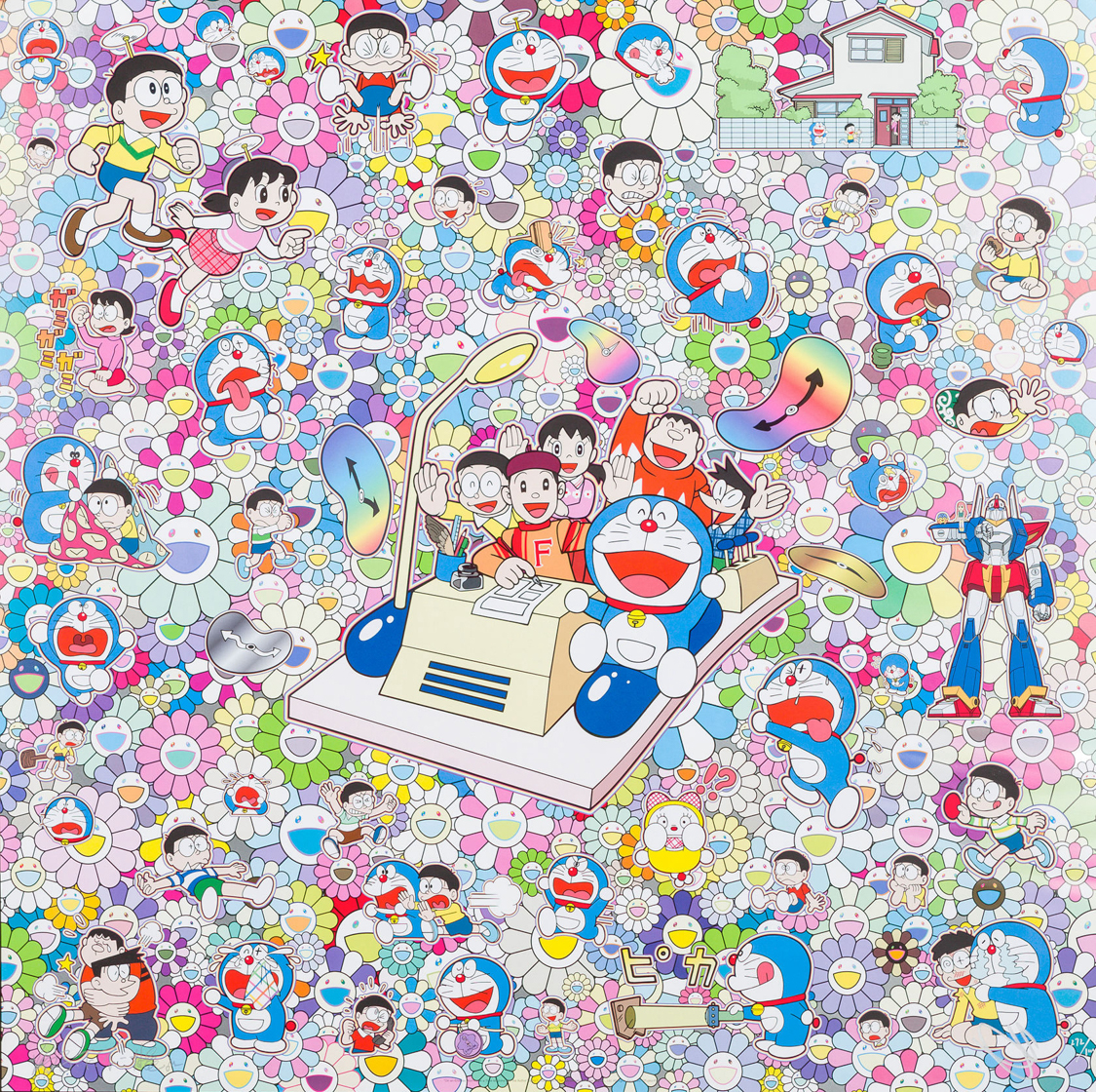 On an Endless Journey on a Time Machine with the Author Fujiko F. Fujio!