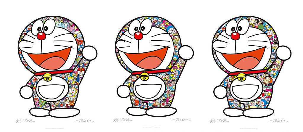 Doraemon: Here We Go! / Doraemon: Thank you! / Doraemon: Hip Hip Hurrah!(一组三件)