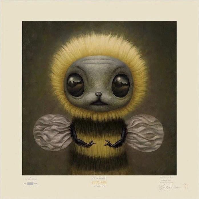超灵动物·蜜蜂