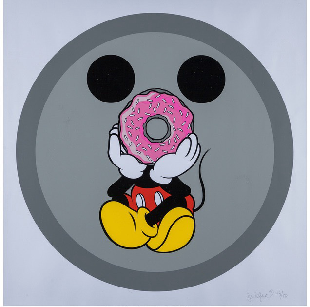 Mousetrap, from Donuts