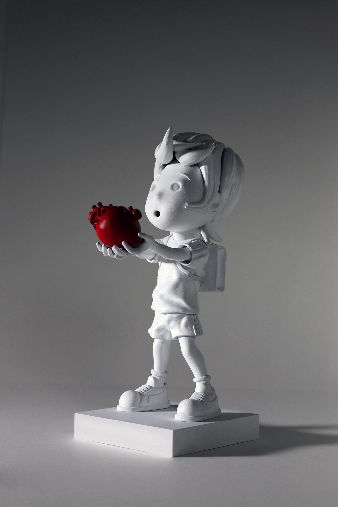 LOVE AGAIN - RED HEART