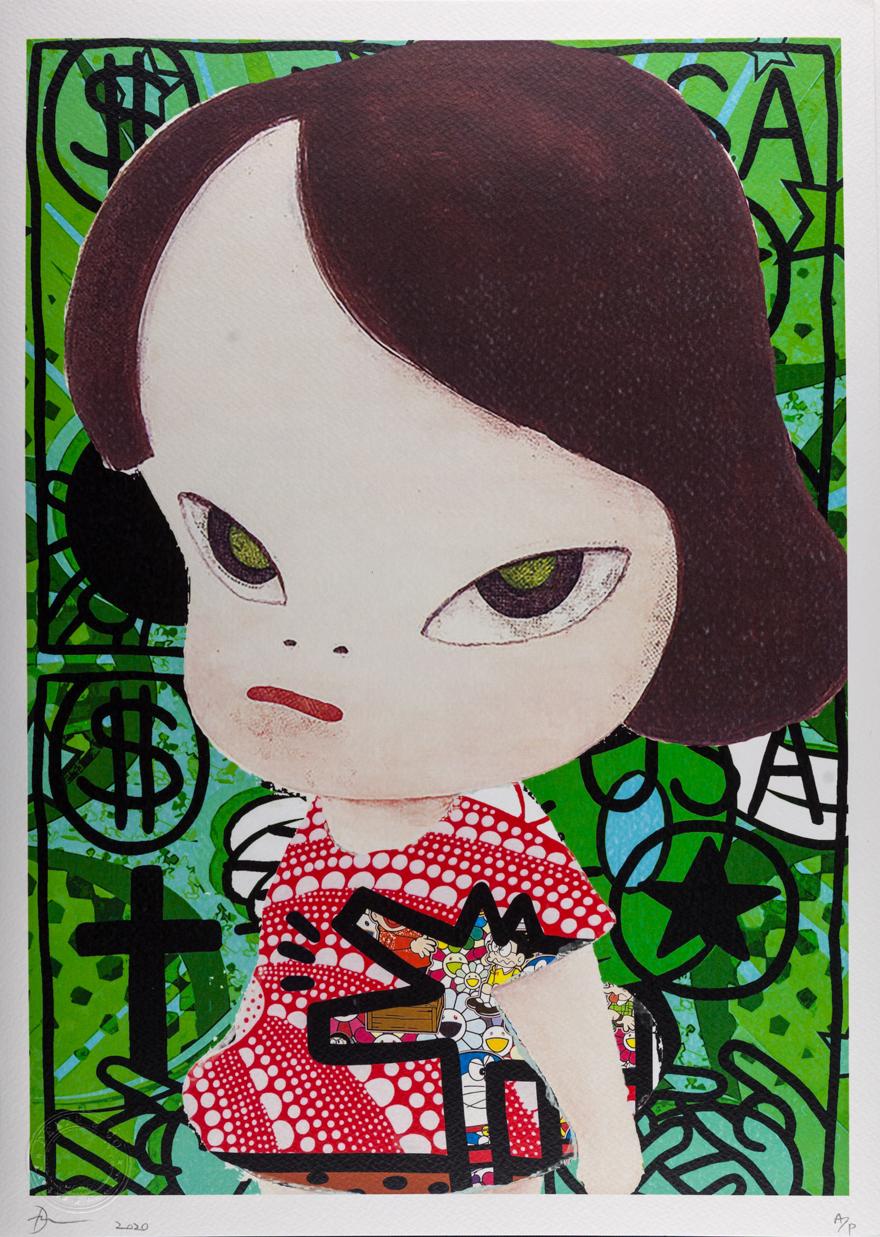 Nara girl(A/P版)