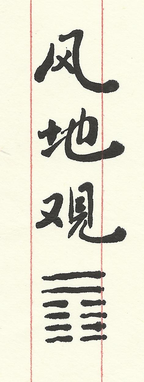 游丝-象(风地观)